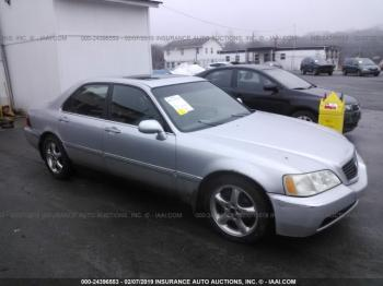 Salvage Acura RL